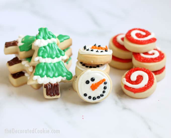 make decorated christmas cookies with these no fail recipes for cut out cookie dough