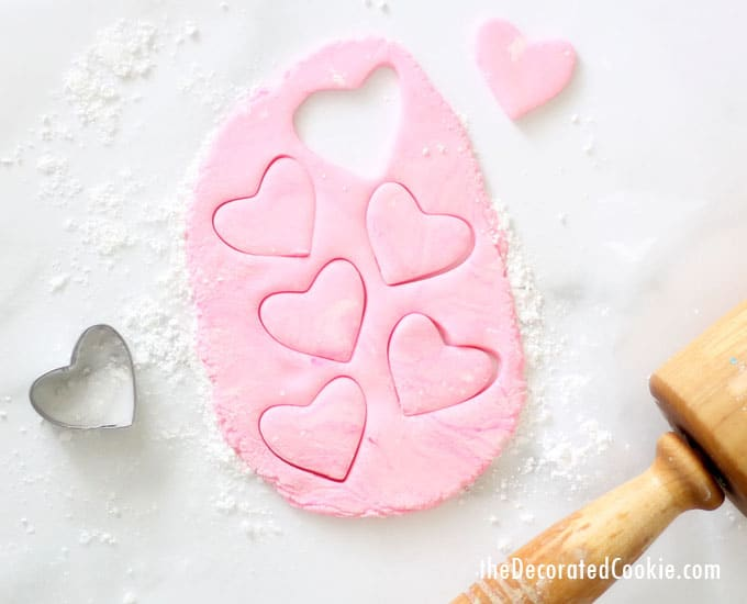 How to make homemade conversation hearts candy for ...