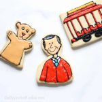 Mr. Rogers' Neighborhood cookies