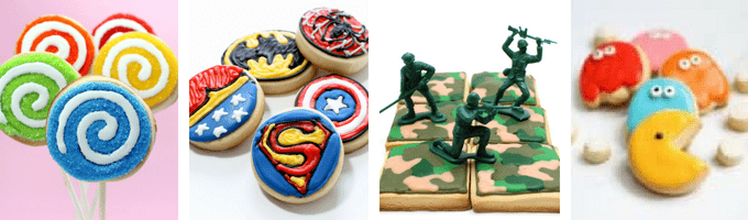 cookie decorating! The Best recipes for cookie decorating, tutorials, and resources.