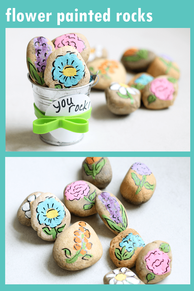 flower-painted-rocks-image-hero-1 Painted Rock Garden Design Ideas on painted rocks with fish, cute pet rocks idea, painted flowers idea, painted rocks craft, outside front yard halloween decoration idea, painted kitchen idea, painted rocks with quotes, painted wall idea,