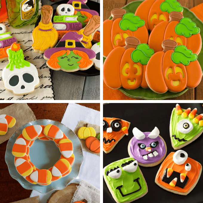30 HALLOWEEN COOKIES Roundup of the best cookie decorating