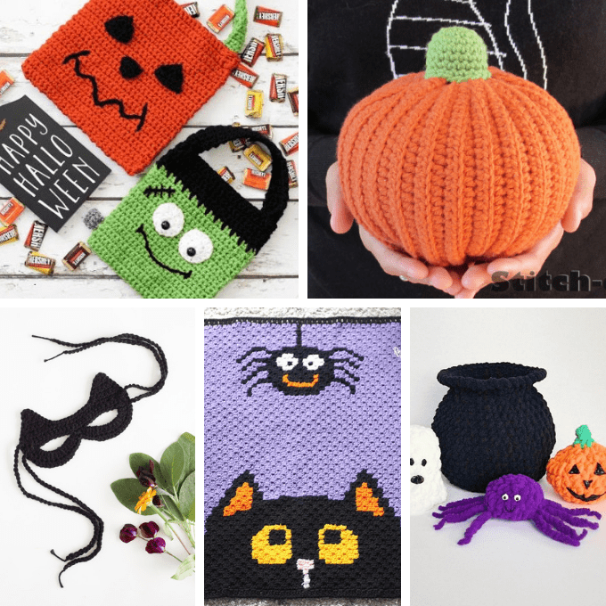 Amigurumi Halloween Spider PATTERN, crochet cute spider toy PDF ... | 680x680