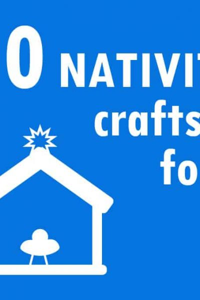 NATIVITY CRAFTS AND FUN FOOD IDEAS -- for kids and adults to make at Christmas. Christmas crafts, decorated cookies, crochet patterns, etc. #nativity #nativitycrafts #funfood #christmas #ChristmasCrafts