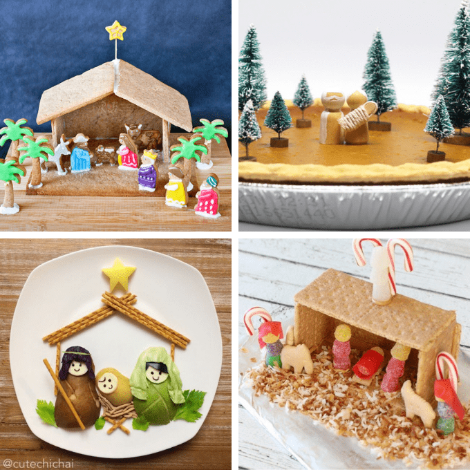 Christian Christmas Crafts.Nativity Crafts And Fun Food Ideas For Christmas
