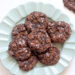 gluten-free chocolate cookies