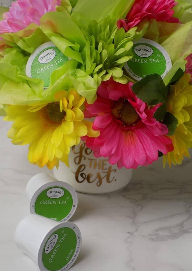 DIY K-Cup Bouquet