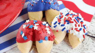 Patriotic Fortune Cookies