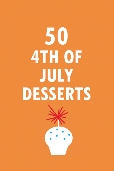 50 4th of July desserts