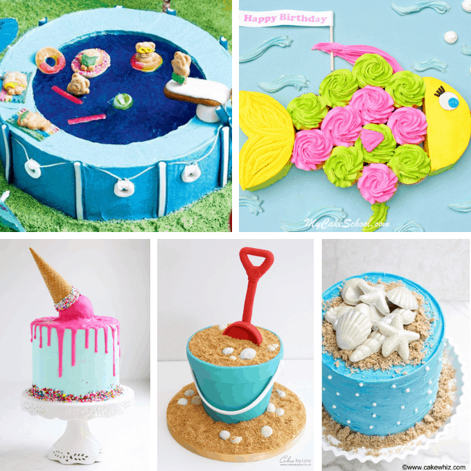 summer cake ideas