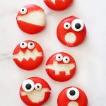 Babybel Halloween snacks