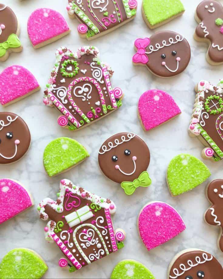 gingerbread folks cookies
