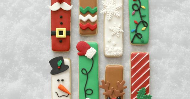 Christmas Cookie Sticks!