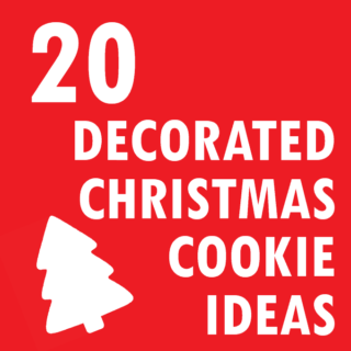 A roundup of christmas cookie decorating ideas