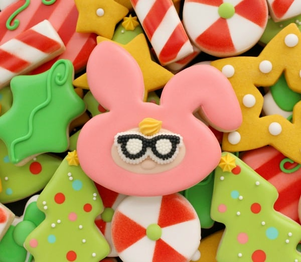 "Ralphie Cookies from ""A Christmas Story"""
