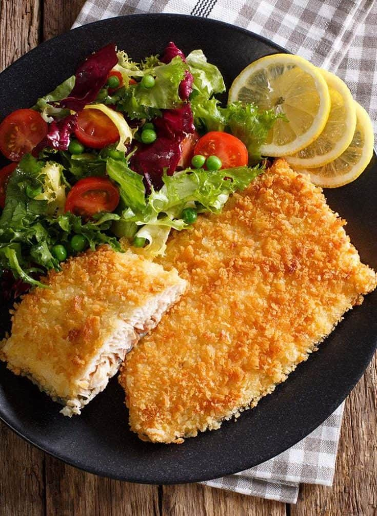 Zesty Ranch Air Fryer Fish Fillets