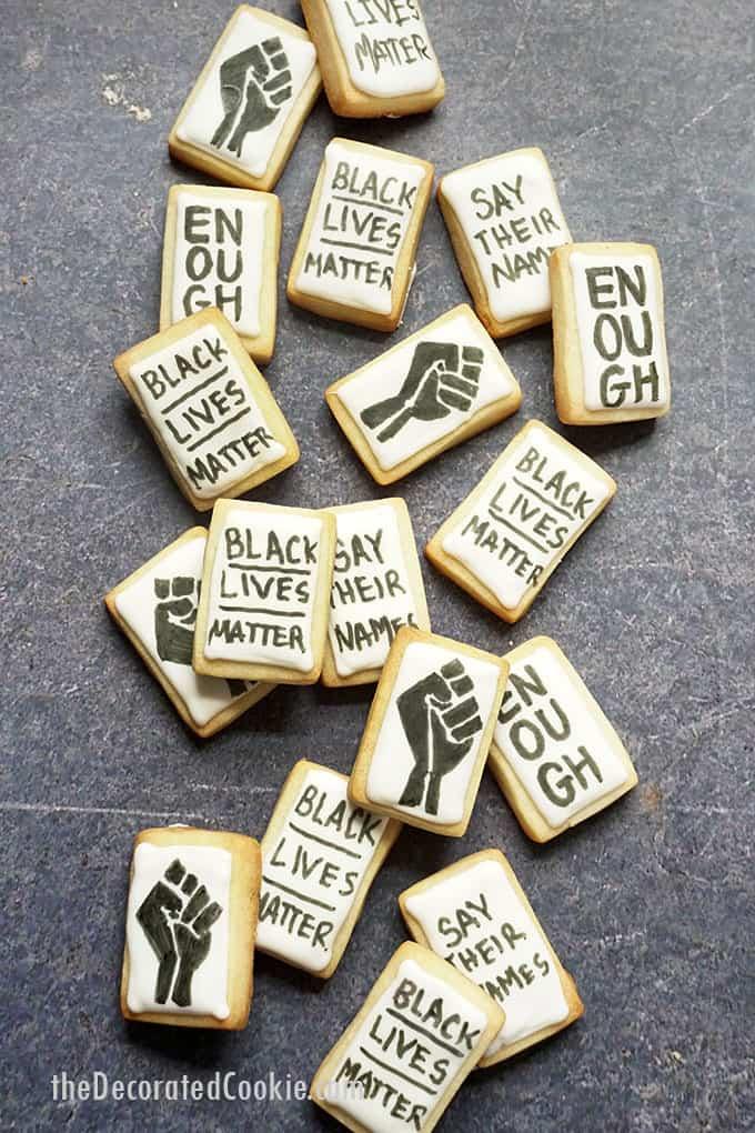 Black Lives Matter cookies